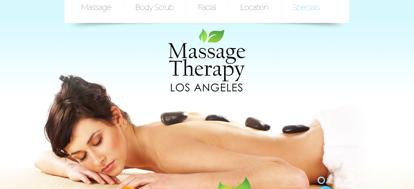 The Best Massage Therapy in Los Angeles