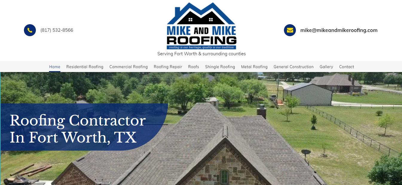 Fort Worth Best Roofing Contractors
