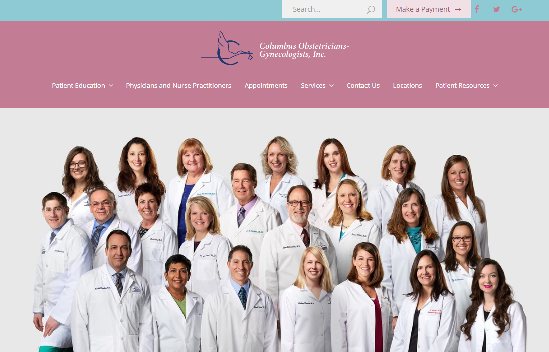 Gynecologists in Columbus