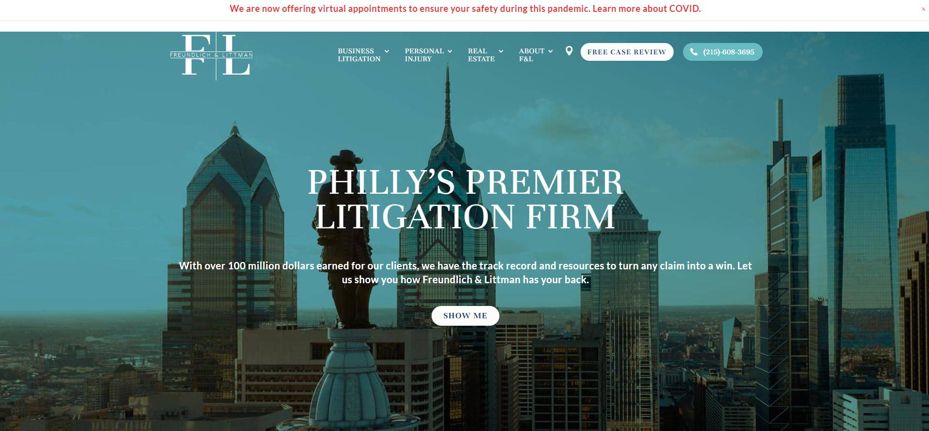 Best Property Attorneys in Philadelphia