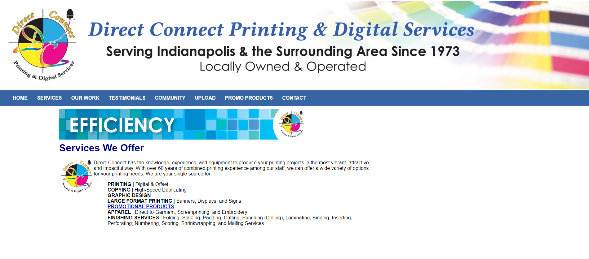5 Printing in Indianapolis