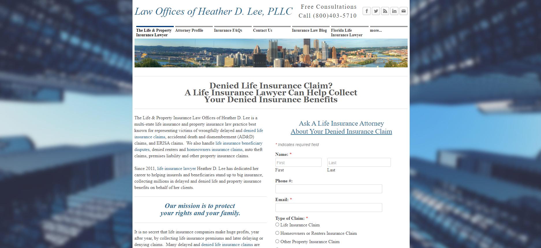 5 Property Attorneys in Philadelphia
