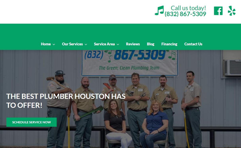 5 Best Plumbers in Houston