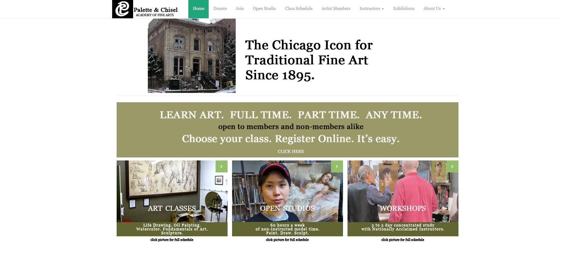 Best Art Classes in Chicago