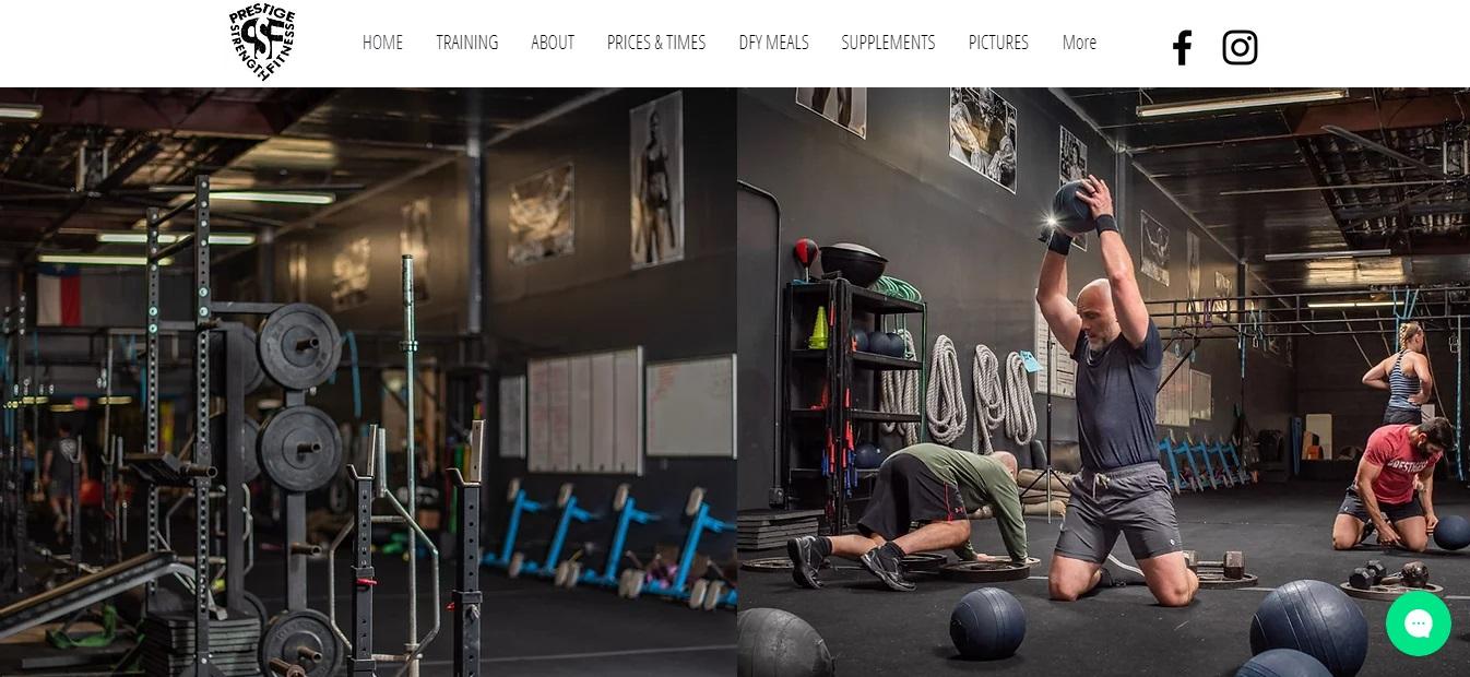 Houston Best Gyms