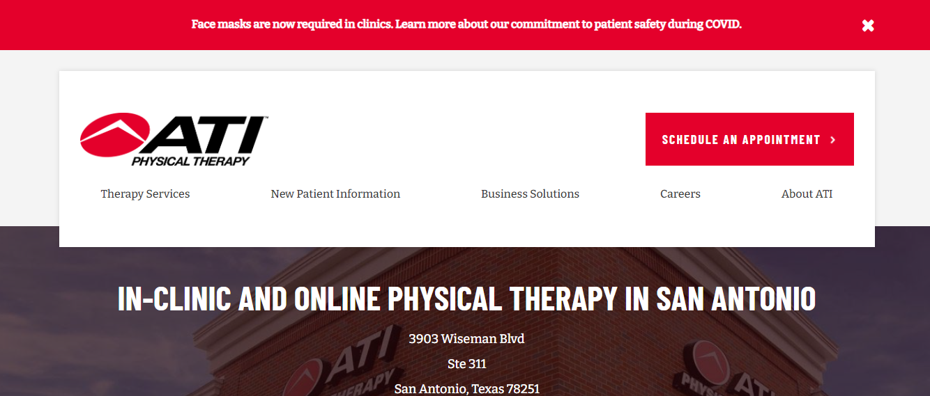 Physiotherapy in San Antonio