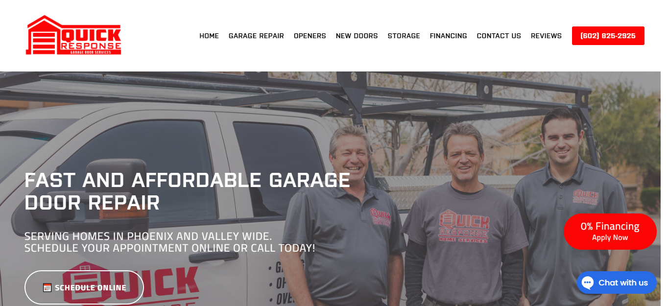 Phoenix's Best Garage Door Repair