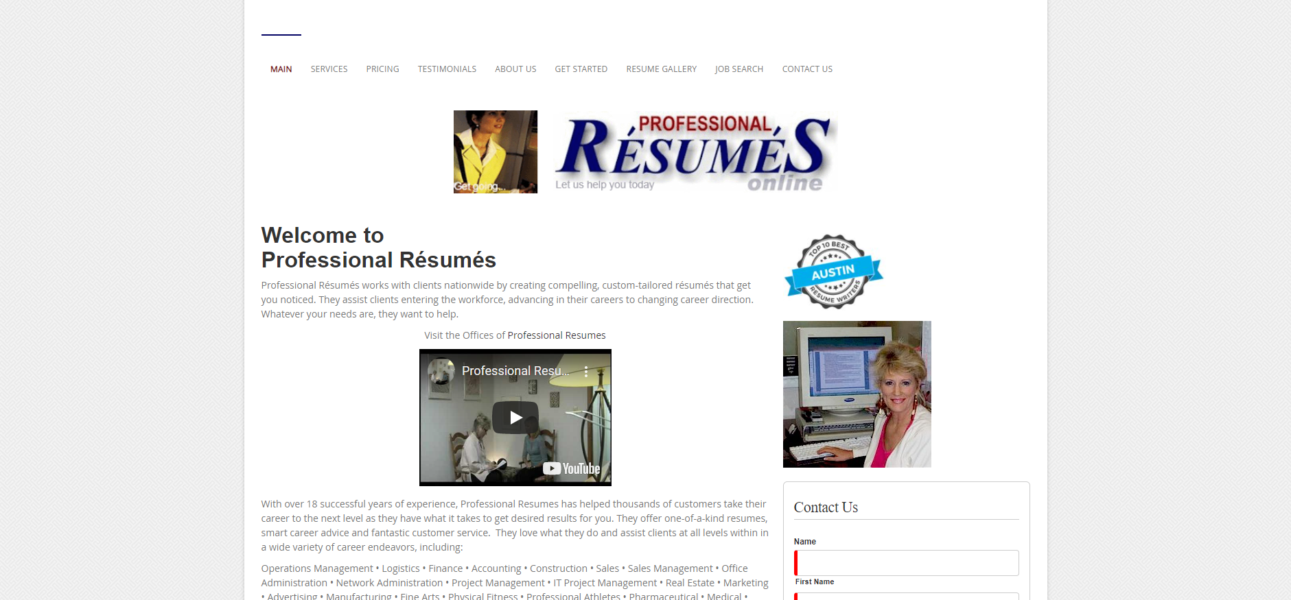 5 Best Resume Helps