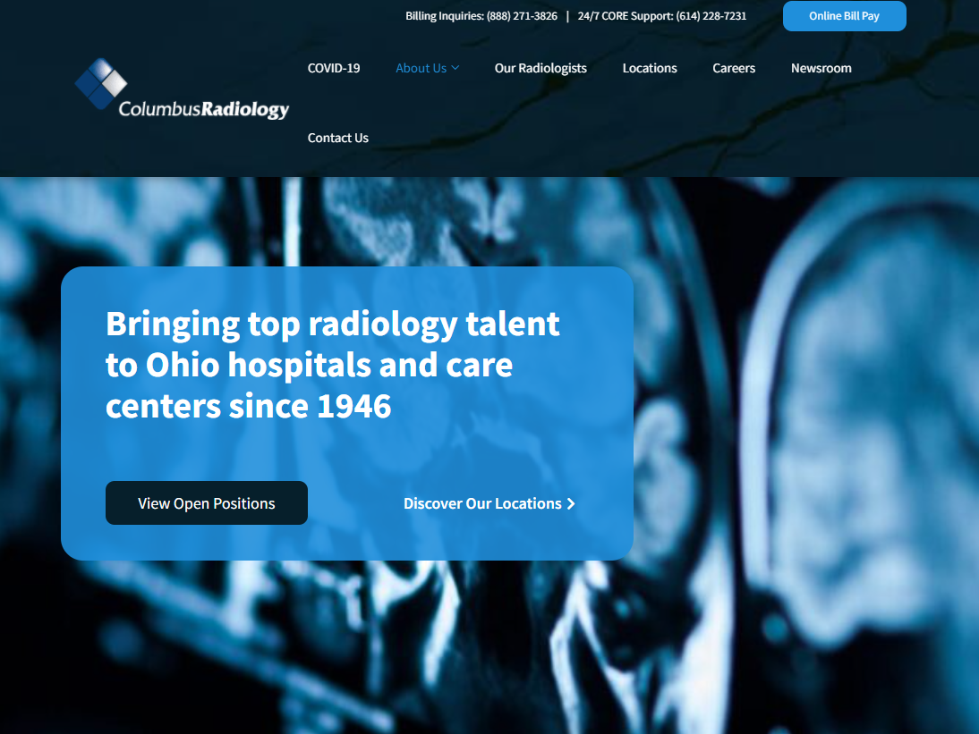 Best Radiologists in Columbus