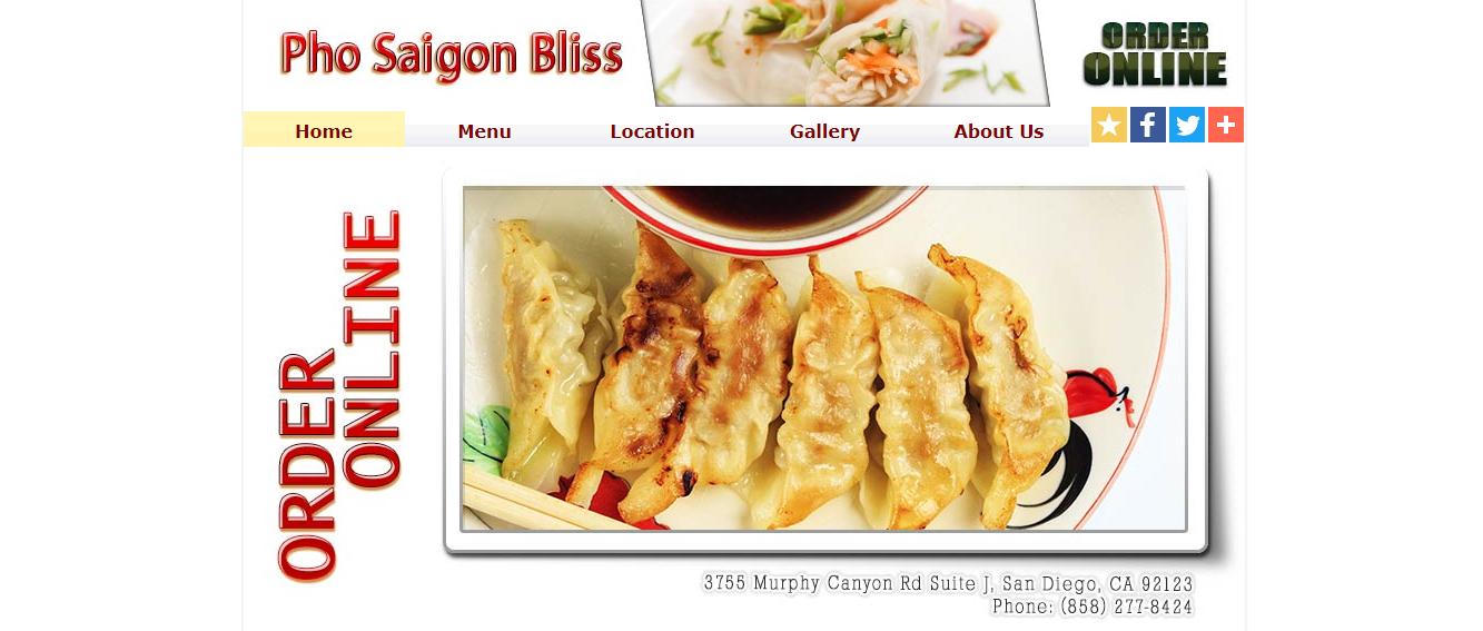 Vietnamese Restaurants in San Diego