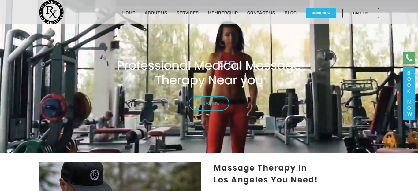 Best Massage Therapy in Los Angeles