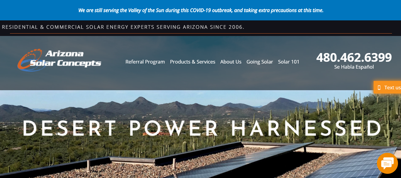 Solar Panels in Phoenix