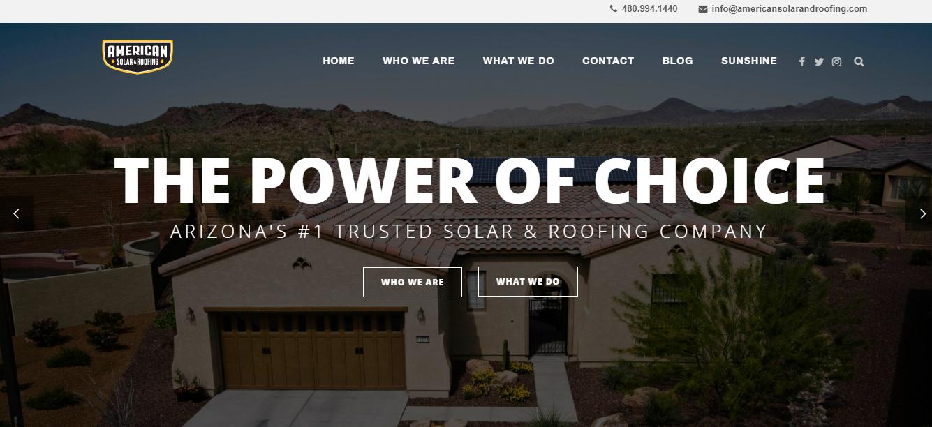 5 Solar Panels in Phoenix