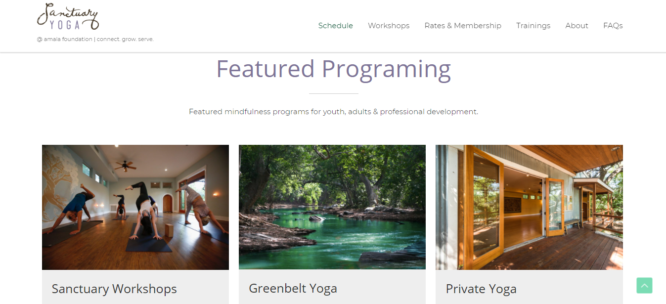 Austin's Best Yoga Studios
