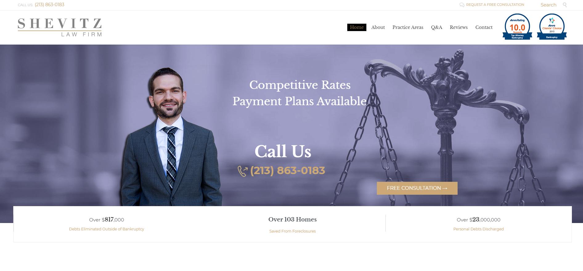 bankruptcy attorneys in la