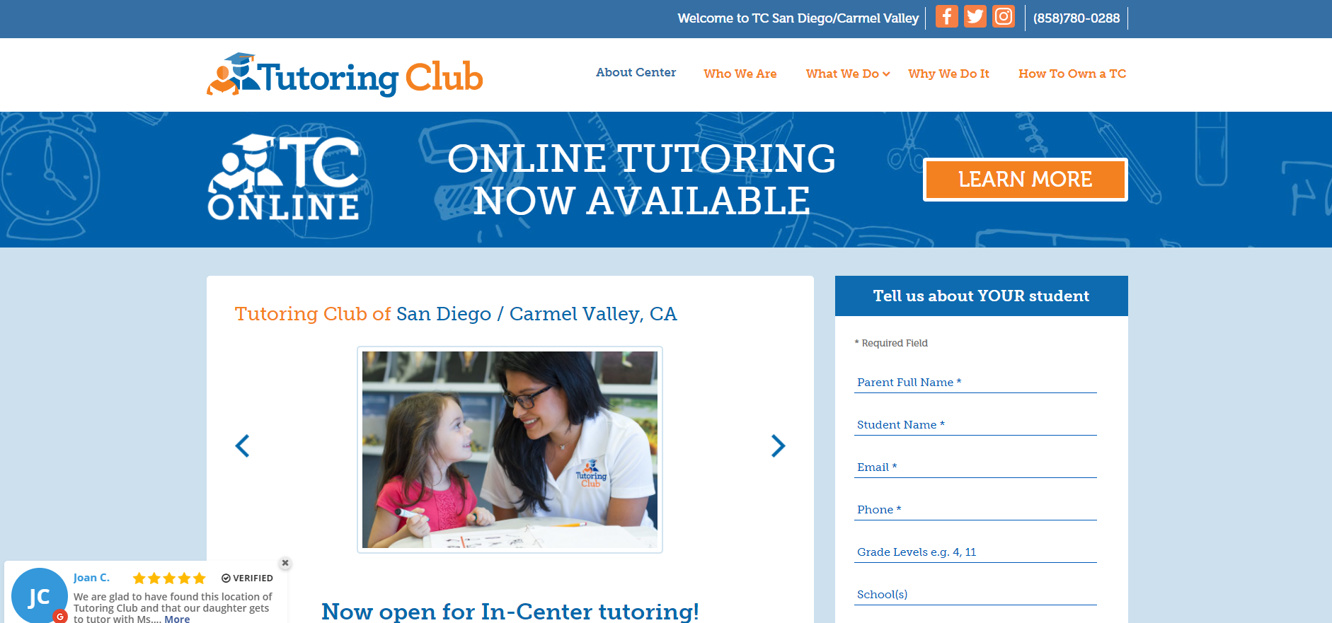 Best Tutors in San Diego