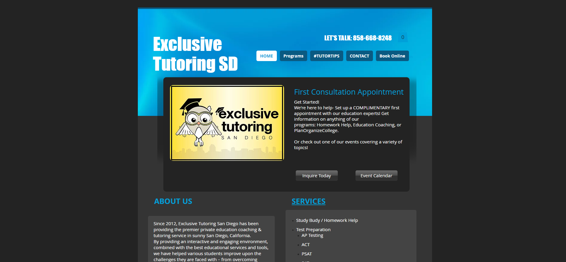 5 Tutors in San Diego