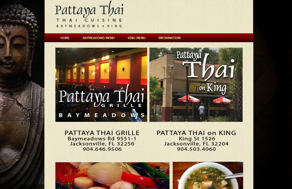 Thai Restaurants in Jacksonville