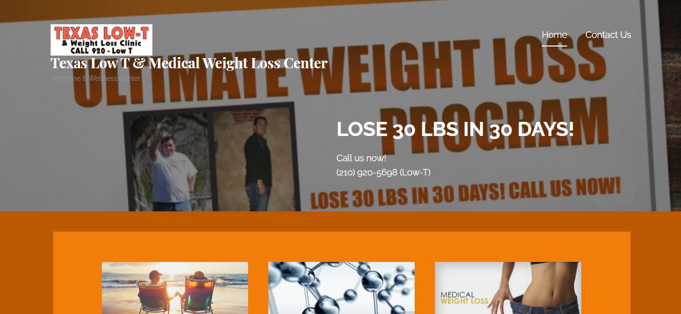 San Antonio Best Weight Loss Centers