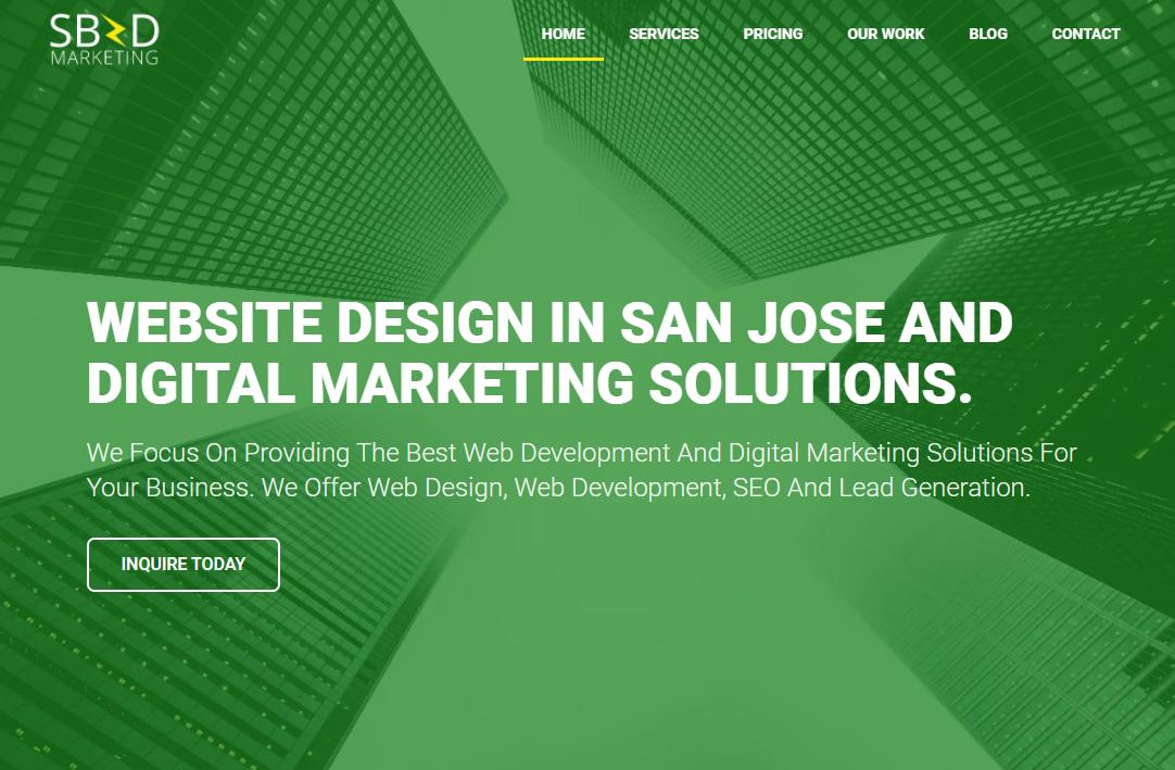 5 Web Hosting in San Jose