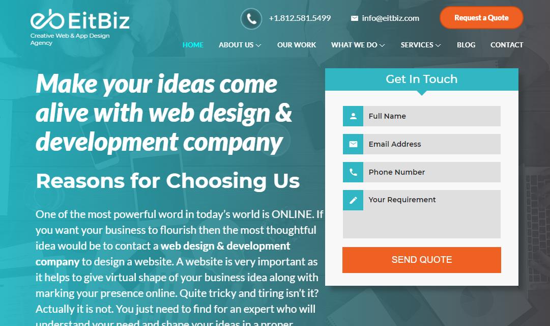 5 Best Web Development