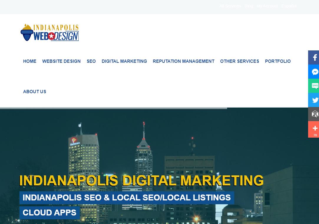 Web Development in Indianapolis