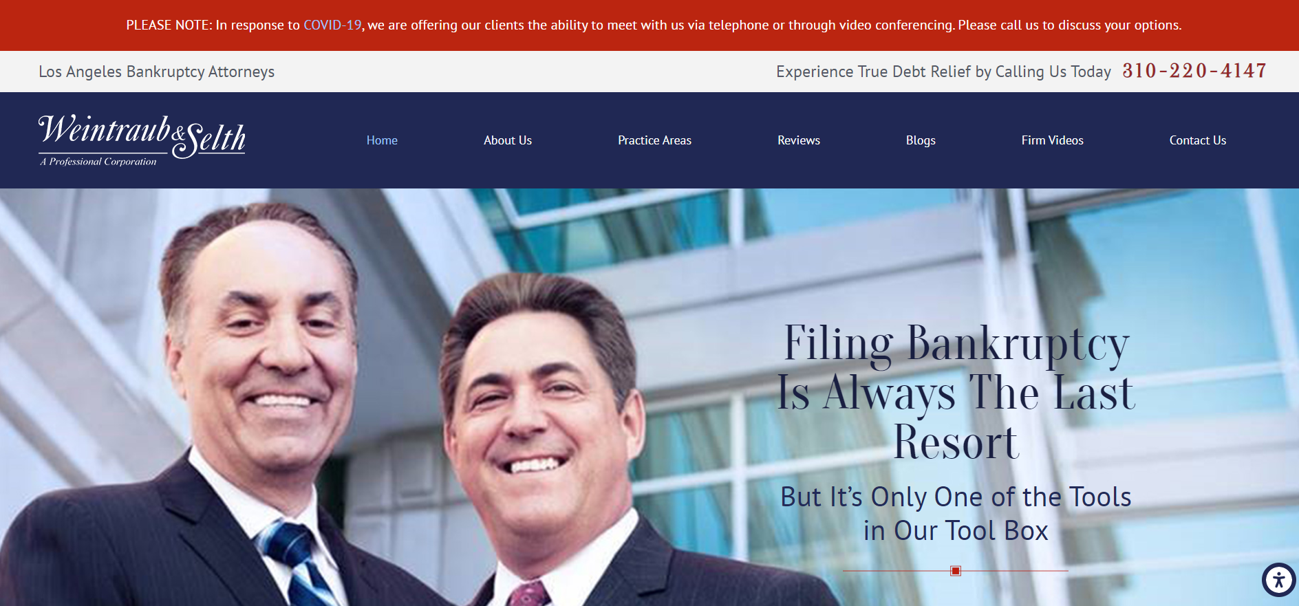 bankruptcy lawyers in la