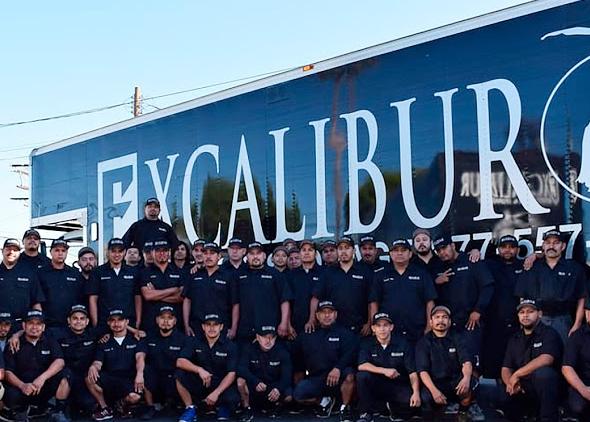 Excalibur Movers Los Angeles
