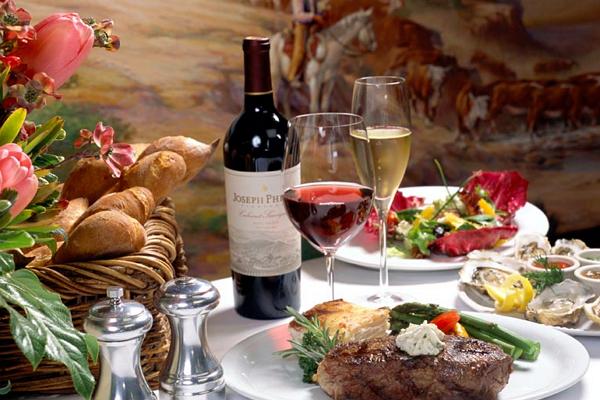 Harris' Restaurant - The San Francisco Steakhouse