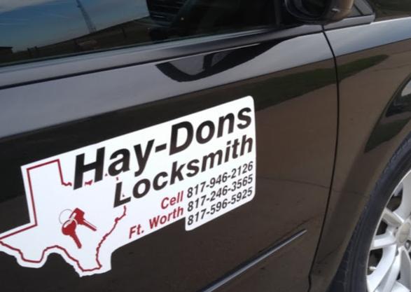 Hay-Dons Lock & Key