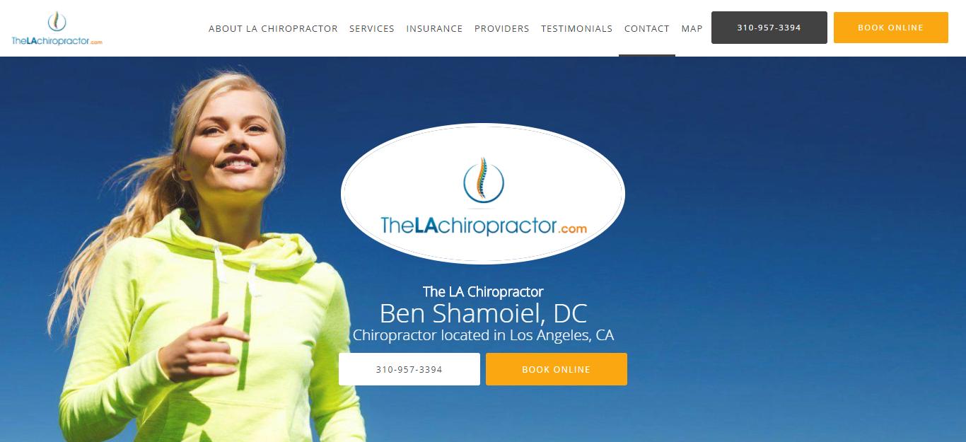 The Best Chiropractors in Los Angeles