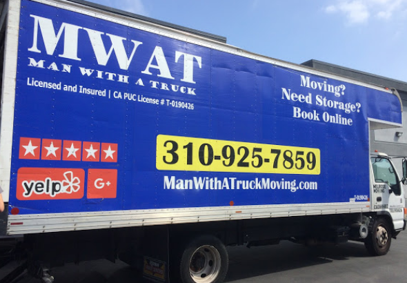 Man With A Truck Movers & Packers
