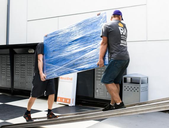 Royal Moving & Storage Company Los Angeles