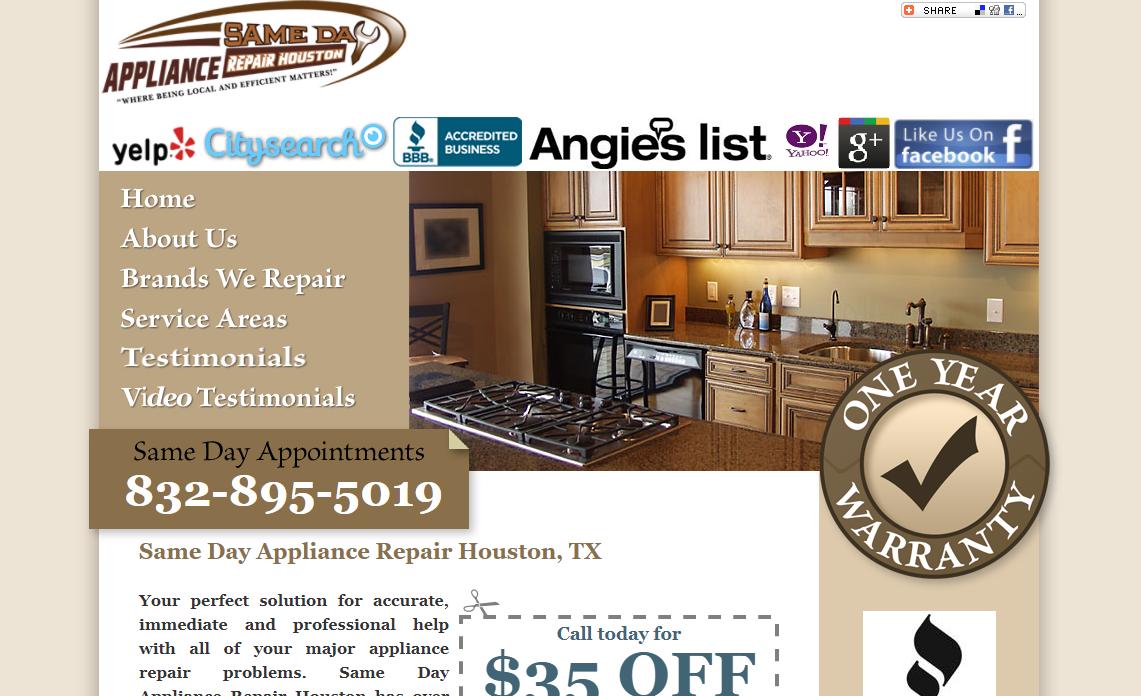 5 Best Appliance Repair Services in Houston1