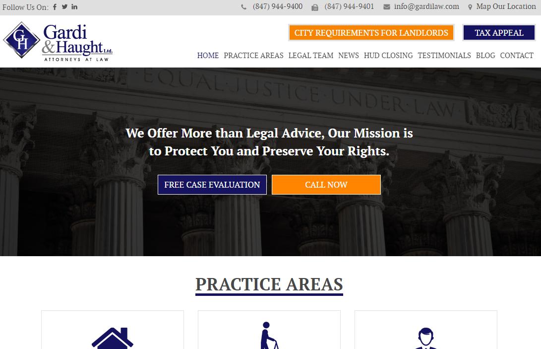 5 Best Personal Injury Attorneys in Chicago 1