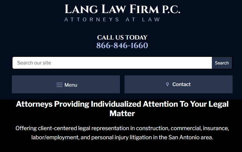 5 Best Customer Protection Attorneys in San Antonio 2