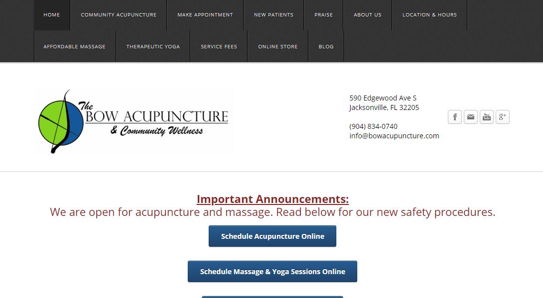 5 Best Acupuncture in Jacksonville 2