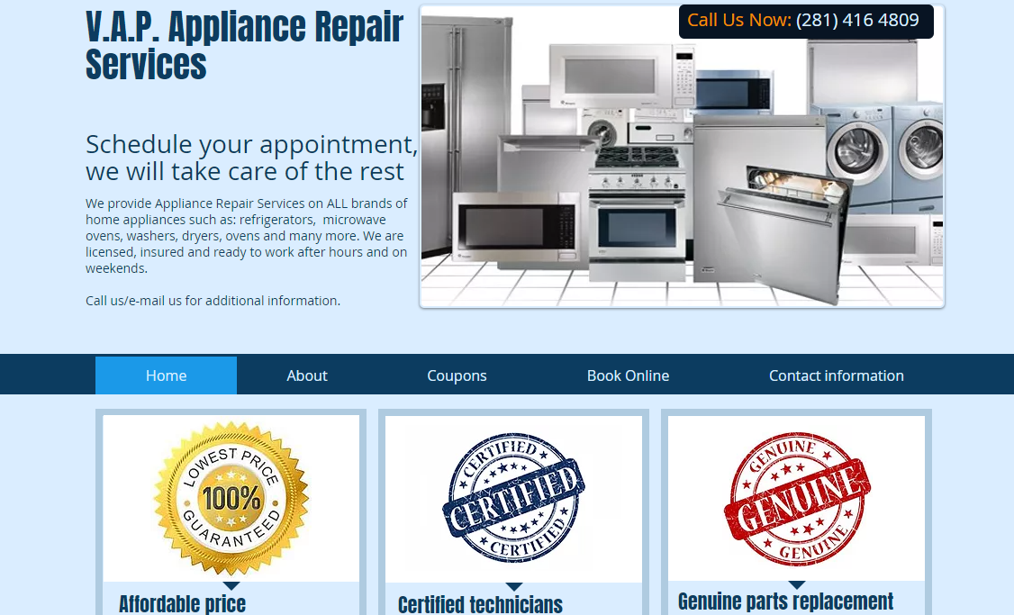 5 Best Appliance Repair Services in Houston2