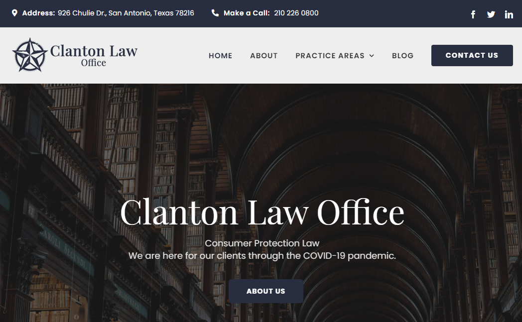 5 Best Customer Protection Attorneys in San Antonio 3