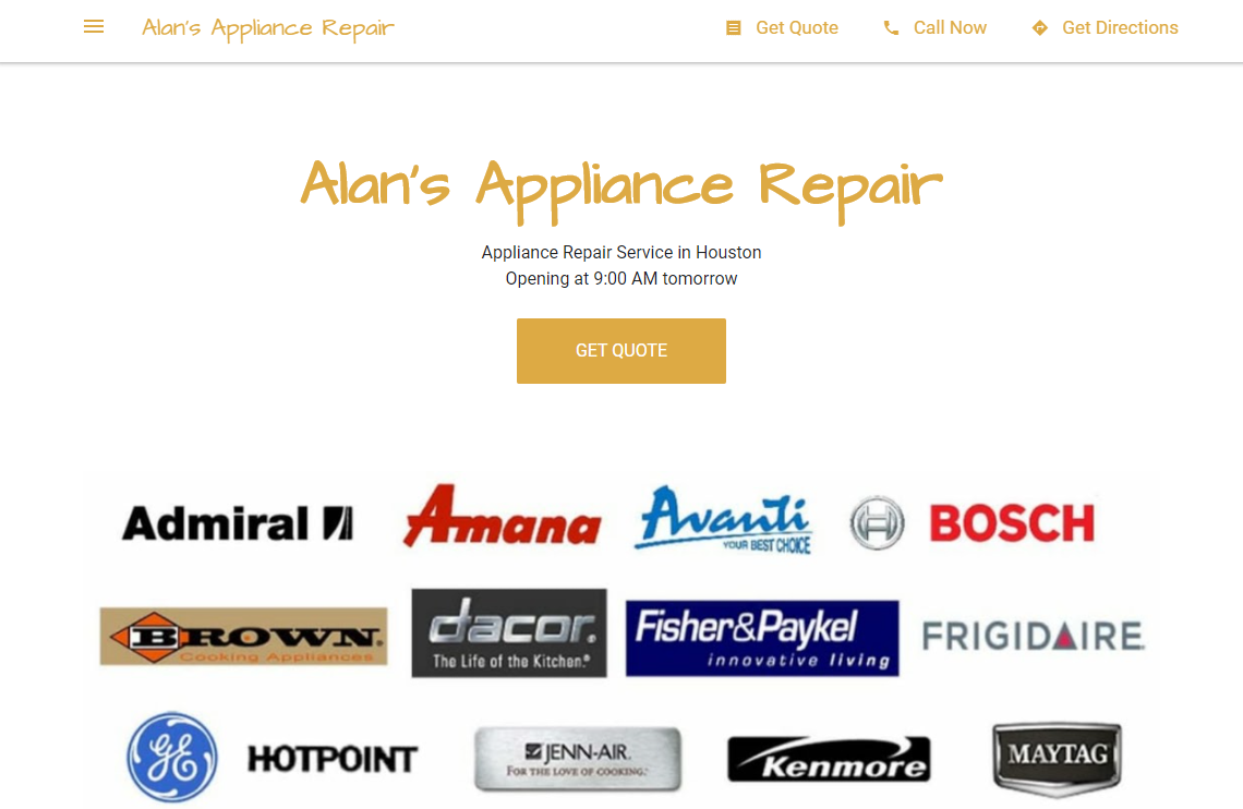 5 Best Appliance Repair Services in Houston5