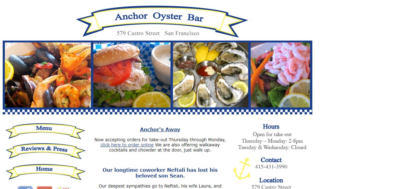 San Francisco's Best Seafood Restaurants