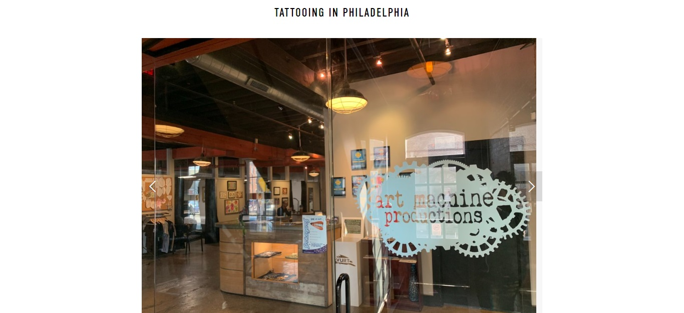 The Best Tattoo Artists in Philadelphia