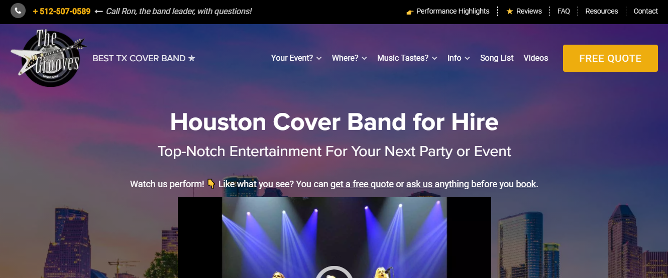 5 Best Bands in Houston1