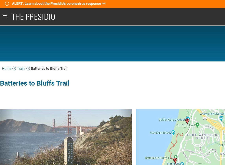 5 Best Bush Walks in San Francisco5