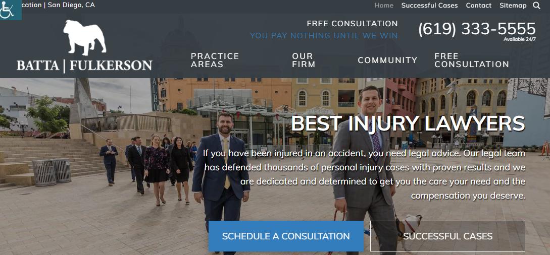 5 Best Compensation Attorneys in San Diego1