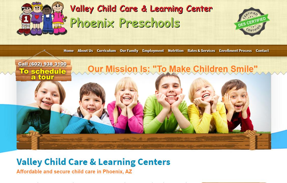 5 Best Child Care in Phoenix1