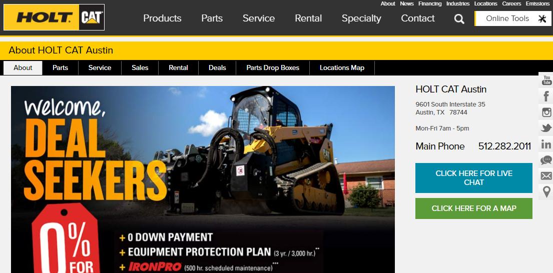 5 Best Construction Vehicle Dealers in Austin2