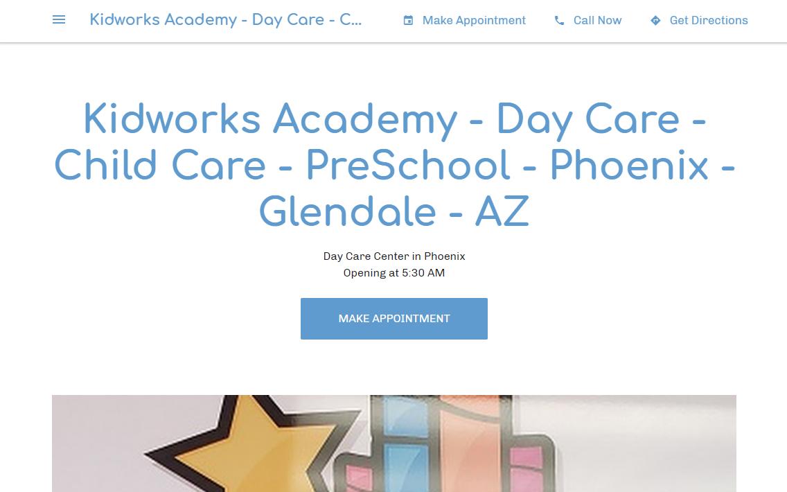5 Best Child Care in Phoenix4