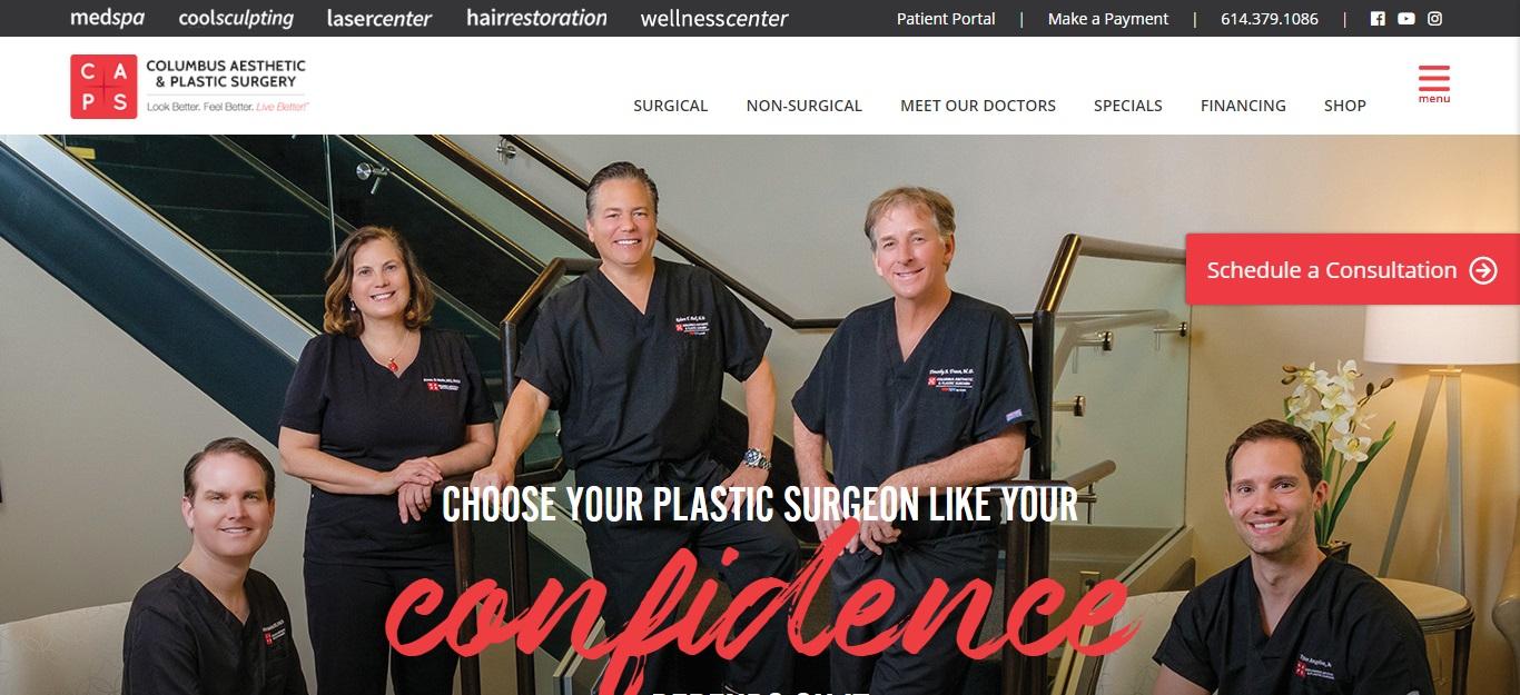 5 Best Plastic Surgeons in Columbus