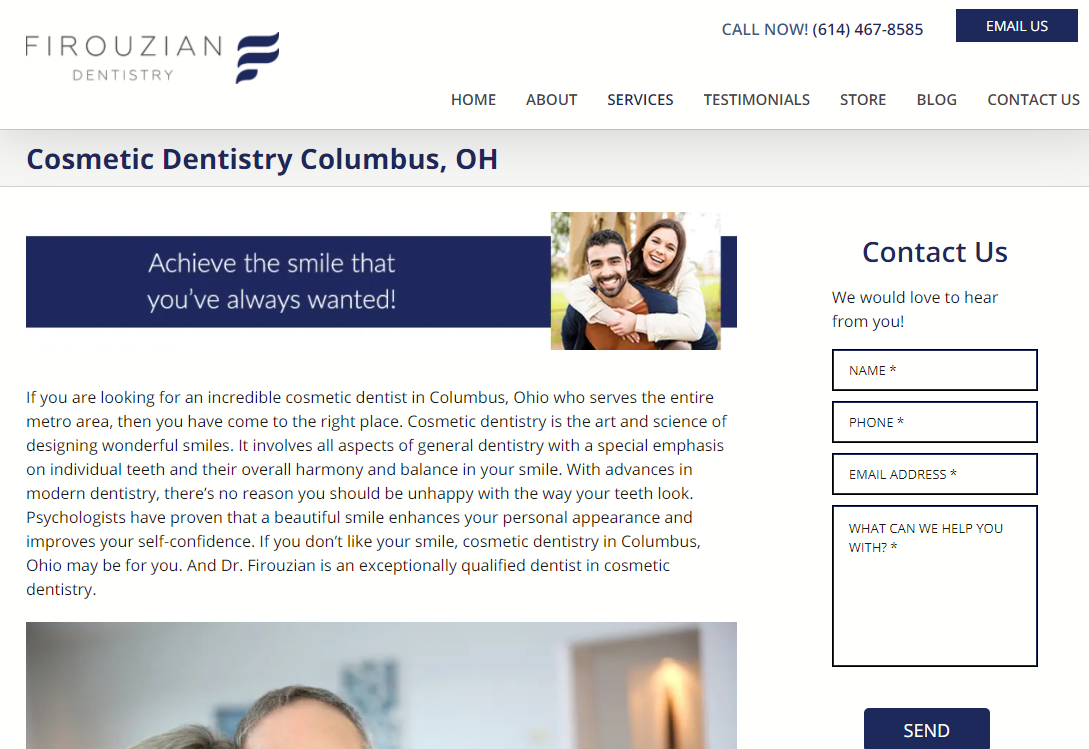 5 Best Cosmetic Dentists in Columbus3